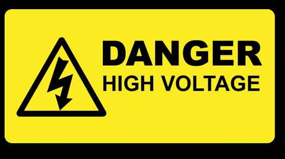danger-high-voltage-label