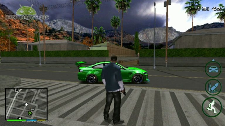 GTA 5 - Grand Theft Auto V (APK + OBB) for Android ...